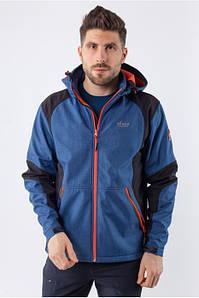 Куртка AVECS Soft Shell - Navy