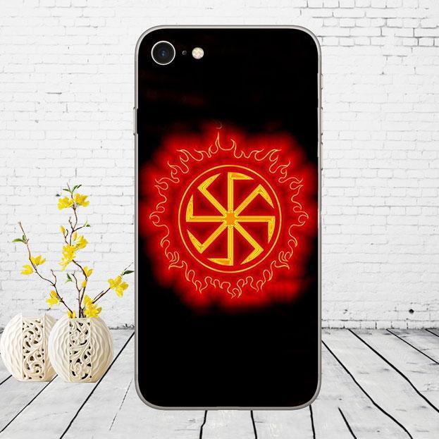 Чехол для мобильного телефона Коловрат в Огненном Круге