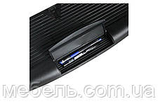 Компьютерный геймерский стол с тумбой Barsky Game Red HG-05/СUP-05/ПК-01, фото 2