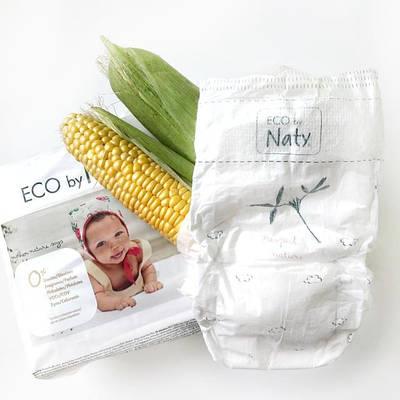 Продукция Eco by Naty