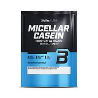 Протеин BioTech Micellar Casein, 30 грамм Печенье крем