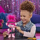 Інтерактивна лялечка співоча Трояндочка DreamWorks Trolls World Tour Pop-to-Rock, фото 7