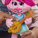 Інтерактивна лялечка співоча Трояндочка DreamWorks Trolls World Tour Pop-to-Rock, фото 9