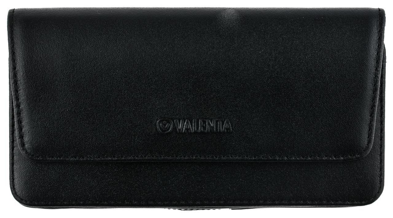 Чехол на ремень VALENTA клипса для Meizu M6s Черный