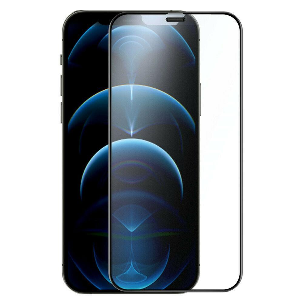 """Защитное стекло Nillkin для iPhone 12 Pro Max (6.7"""") (FogMirror) Tempered Glass с олеофобным покрытием"""