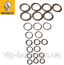 Комплект сальников кондиционера на Renault Trafic 1.9/ 2.0/ 2.5dCi (2001-2014) Renault (оригинал) 7701207465
