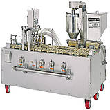 Оборудование газовое для производства бисквита-тыквы с начинкой 700 шт/ч, фото 2