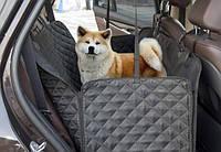 Накидка - гамак на сидение авто для перевозки животных 136*145 см (АО-502)