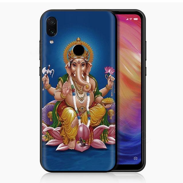 Чехол для мобильного телефона Бог Ганеша
