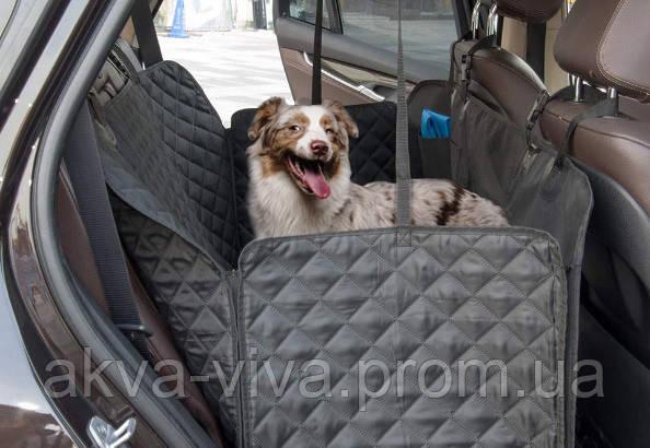 Чехол-гамак для перевозки собак в автомобиле (АОЖ-502)