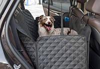 Чехол-гамак для перевозки собак в автомобиле (АОЖ-502), фото 1