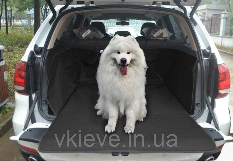 Накидка в багажник для перевезення тварин (АО-515)