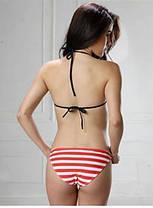 Стильний купальник Монокіні USA, фото 2