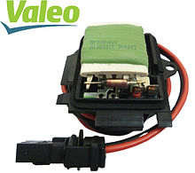 Реостат печки (+AC) на Renault Trafic / Opel Vivaro / Nissan Primastar (2001-2014) Valeo (Франция) VAL509900