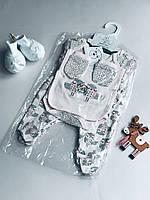 Набор одежды для новорождённой девочки в роддом