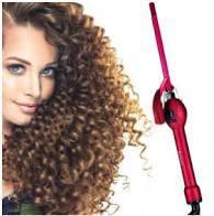 Плойка афрокудри для волос KM-1023 с ЖК-дисплей, Плойка для завивки, 9мм