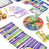 Економічна настільна гра «Домашні улюбленці» (Vladi-Toys), фото 3