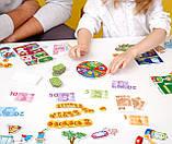 Економічна настільна гра «Домашні улюбленці» (Vladi-Toys), фото 6