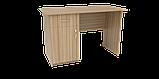 Офісний стіл прямий С-4, фото 2