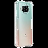 Прозрачный TPU чехол Nillkin для Xiaomi Mi 10T Lite 5G/ Redmi Note 9 Pro 5G (Nature TPU Case) Защитный чехол, фото 3