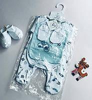Набор одежды для новорождённого в роддом
