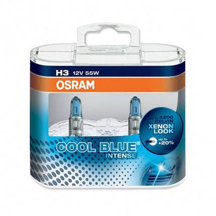Osram H3 12V55W 64151CBI COOL BLUE INTENSE - Галогенная лампа, фото 2
