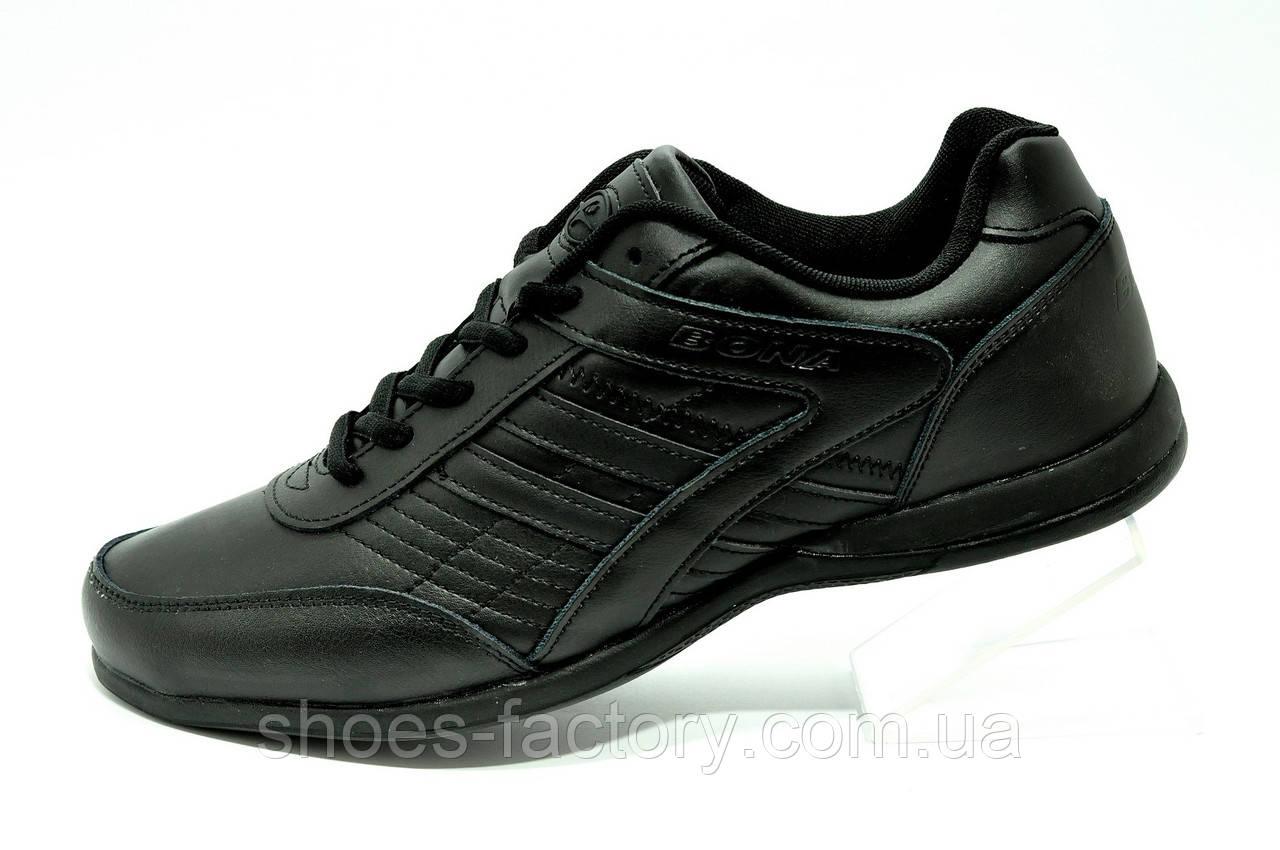 Повседневные кроссовки Bona 2021 Бона черные