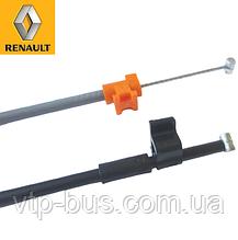 Троси управління пічки (2шт) на Renault Trafic / Opel Vivaro (2001-2014) Renault (оригінал) 7701473284
