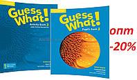 Английский язык / Guess What / Pupil's+Activity book. Учебник+Тетрадь (комплект), 2 / Cambridge