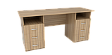 Офисный стол прямой С-14, фото 2