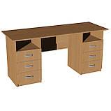 Офисный стол прямой С-14, фото 3