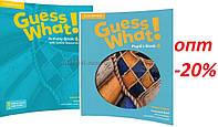 Английский язык / Guess What / Pupil's+Activity book. Учебник+Тетрадь (комплект), 6 / Cambridge