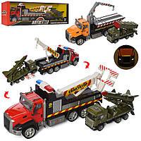 Эвакуатор игрушечный AS-2745  АвтоСвіт