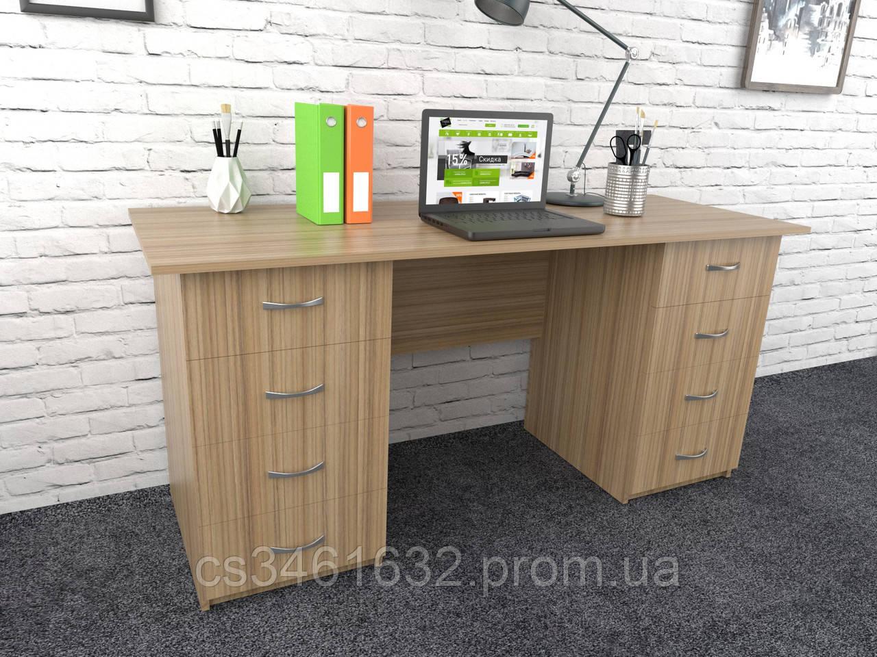 Офисный стол прямой С-12