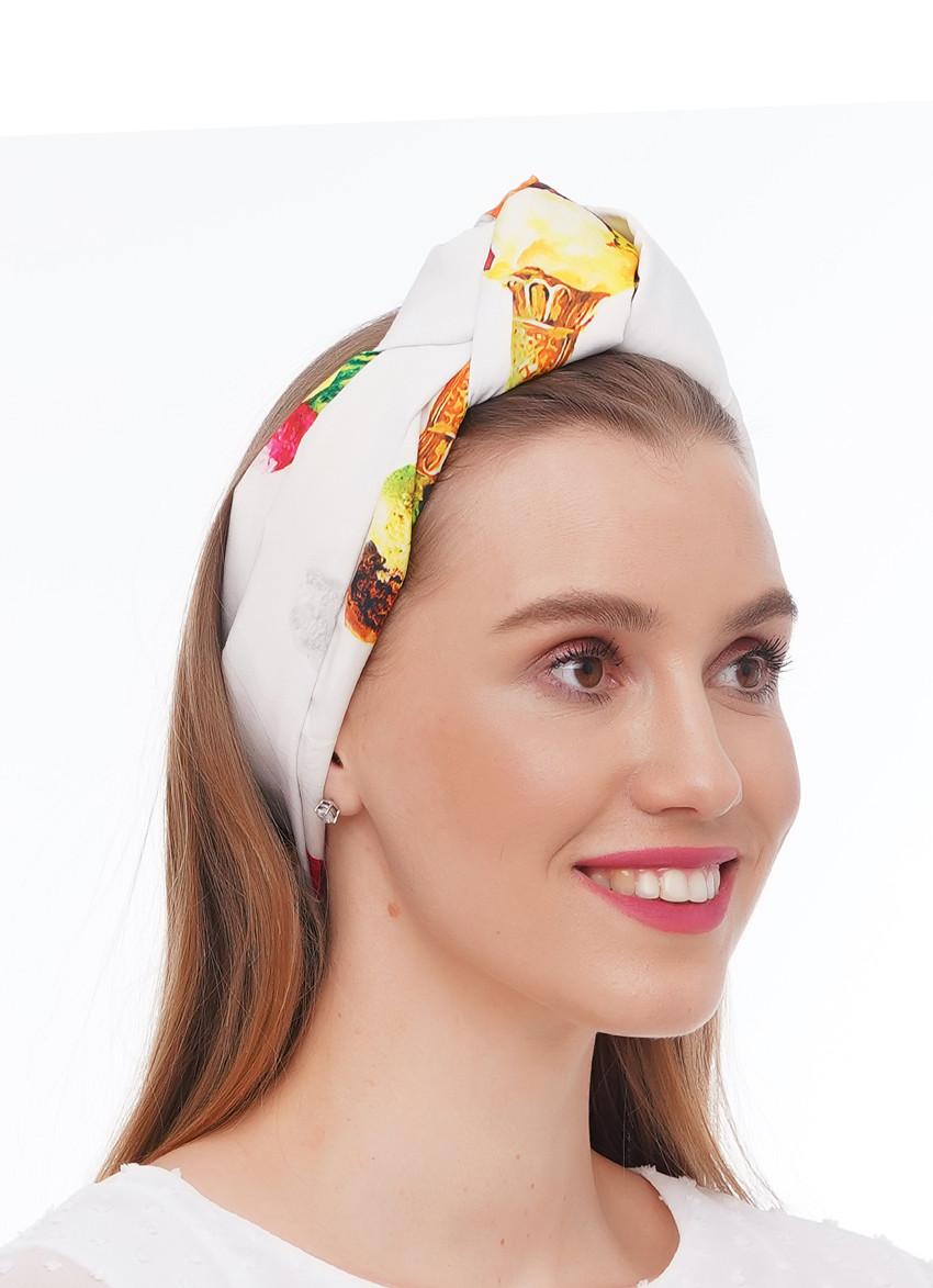 Тюрбан-обруч, повязка обруч, повязка на голову myscarf