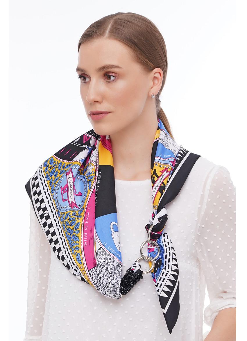 Шовковий хустку my scarf, шийну хустку, подарунок жінці