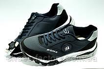 Мужские кроссовки Бона 2021 Bona синие, фото 3