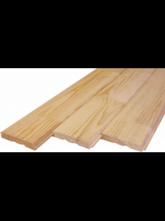 Вагонка сосна финская для стен и потолка 2100х95х15 мм для бани и сауны
