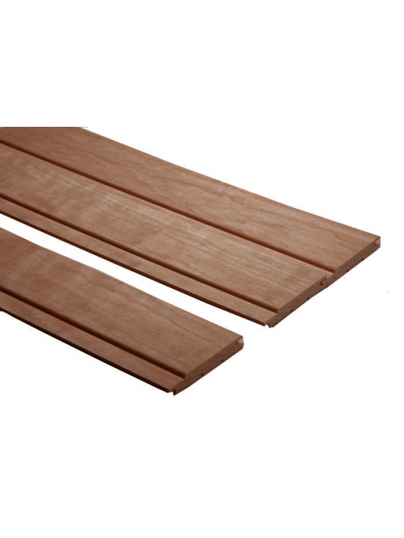 Вагонка термоосина финская для стен и потолка 1600х90х15 мм для бани и сауны