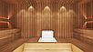 Вагонка термоосина финская для стен и потолка 1600х90х15 мм для бани и сауны, фото 2