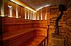 Вагонка термоосина финская для стен и потолка 1600х90х15 мм для бани и сауны, фото 4
