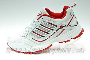 Белые женские кроссовки Бона Bona Marathon