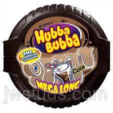 Жевательная резинка Hubba Bubba Bubble 180 см.