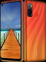 """Смартфон Tecno Spark 5 Pro 4/64Gb с большим экраном 6,6"""" с мощной батареей и тройной камерой оранжевый"""