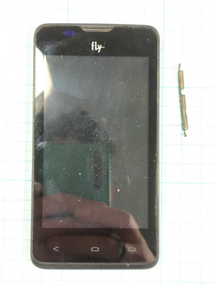 Модуль в рамці чорний FLY IQ449 б/в