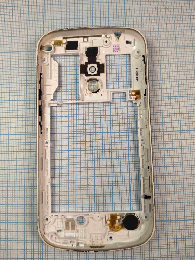 Задня частина корпусу Samsung GT-S7580 б/в