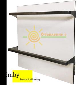 Керамический полотенцесушитель Emby СНR-T400 белый