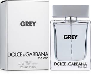 Тестер мужской Dolce&Gabbana The One Grey