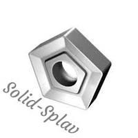 PNUM-10114-130612 МС221 Пластины пятигранная твердосплавная