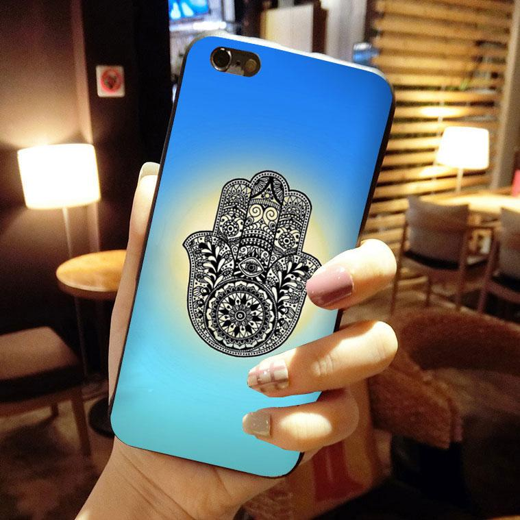 Чехол для мобильного телефона Рука Фатимы